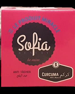SOFIA BEAUTY SAVON CURCUMA