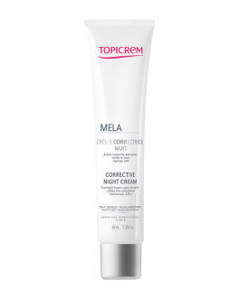 TOPICREM MELA CREME CORRECTRICE NUIT 40 ML