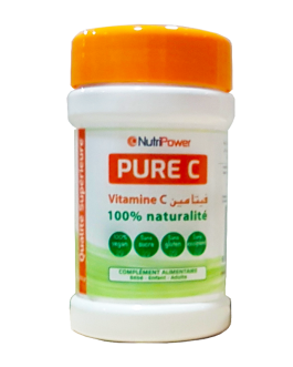 NUTRIPOWER VITAMINE C PURE 100% 250GR