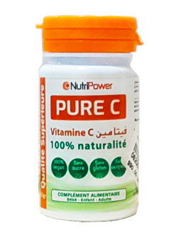 NUTRIPOWER VITAMINE C PURE 100% 50GR