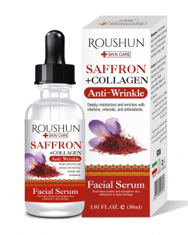 ROUSHUN SERUM COLLAGEN + SAFFRON 30ML