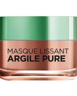 L OREAL MASQUE LISSANT ARGILE PURE + ALGUE ROUGE 5...