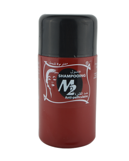 M2 SHAMPOING ANTI PELLICULAIRE 275ML