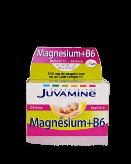 JUVAMINE MAGNASIUM+B6 B/45