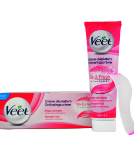 VEET SILK AND FRESH CREME DEPILATOIRE PEAUX NORMAL...