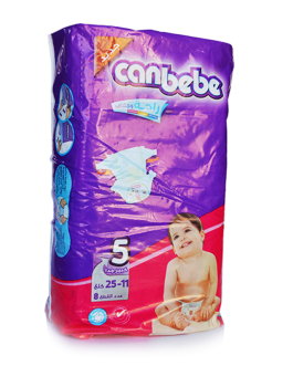 CANBEBE COUCHES 3EME AGE N:5 P/08