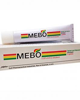 MEBO POMMADE 0.25% T/15G