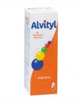 ALVITYL SIROP 50ML