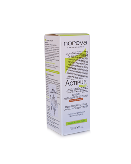 NOREVA ACTIPUR CREME ANTI IMPERFECTIONS TEINTEE DO...
