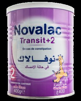 NOVALAC TRANSIT + 2EME AGE 400G