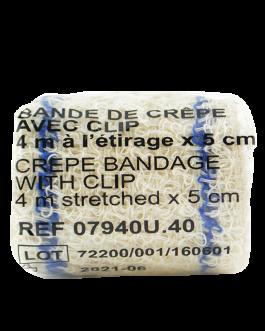 TETRA BANDE DE CREPE 5CM*4M