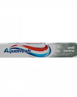 AQUAFRESH DENTIFRICE ANTI TARTRE 75ML