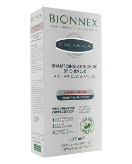 BIONNEX ORGANICA SHAMPOING CHEVEUX NORMAUX 300ML