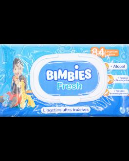 BIMBIES LINGETTES P/84