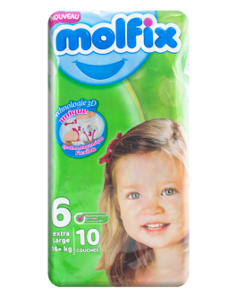 MOLFIX EXTRA COUCHES N:6