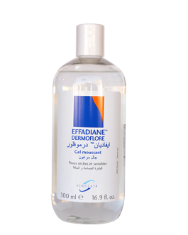 EFFADIANE DERMOFLORE GEL MOUSSANT 500ML