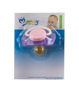 MOMEASY SUCETTE EN SILICONE