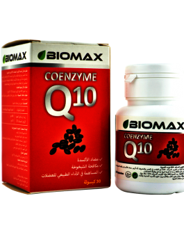 BIOMAX COENZYME Q10 B/30