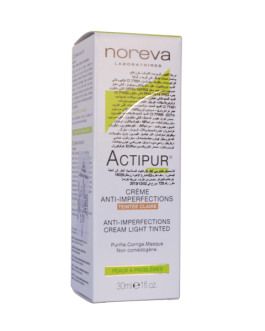 NOREVA ACTIPUR CREME ANTI IMPERFECTIONS 30 ML
