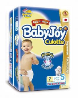 BABY JOY CULOTTE N:5 P/7