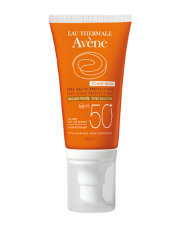 AVENE EMULSION  TEINTEE CLAIR SPF 50+50ML