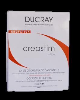 DUCRAY CREASTIM LOTION CHUTE DE CHEVEUX 2FL 30ML