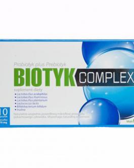 BIOTYK COMPLEX CAPS B/10