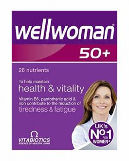 VITABIOTICS WELLWOMAN B/30