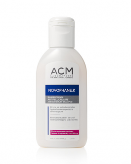 ACM NOVOPHANE K SHAMP ANTIPELLICULAIRE 125ML