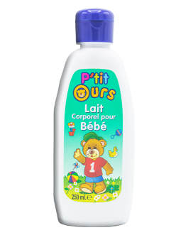 PTIT OURS SHAMP 250ML