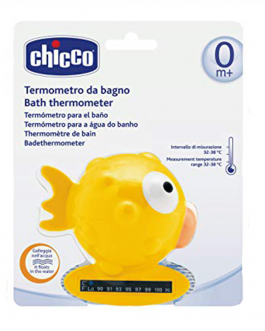 CHICCO THERMO DE BAIN ORANGE  +0M