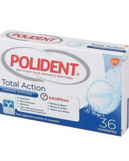 POLIDENT COMP TOTAL ACTION 7 BENEF B/36