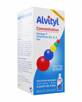 ALVITYL CONCENTRATION 150ML