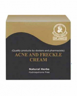 DR JAMES CREME ACNE 40G