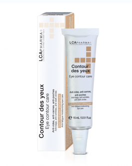 LCA PHARMA+ GEL CONTOUR YEUX 15 ML
