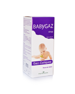 PHYTOPHARM BABY GAZ SIROP SANS ALCOOL 100ML