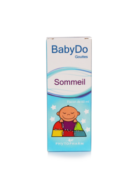 PHYTOPHARM BABYDO GOUTTES SOMMEIL 60ML