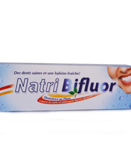NATRIBIFLUOR DENTIFRICE