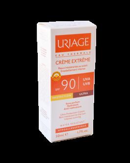 URIAGE CREME EXTREME SPF90+ SANS PARFUM 50ML