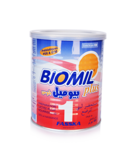 BIOMIL PLUS LAIT 1ER AGE