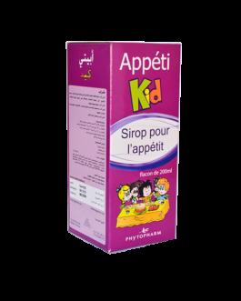PHYTOPHARM APPETIT KID SIROP POUR L'APPETIT ...