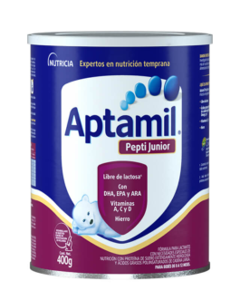 APTAMIL PEPTI JUNIOR LAIT 400G @