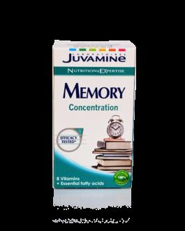 JUVAMINE MEMORY CONCENTRATION  B/45