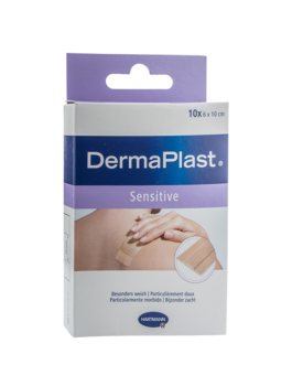HARTMANN DERMAPLAST SENSITIVE 10*6CM