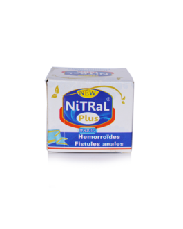 NITRAL PLUS CREME HEMOROIDES 100G
