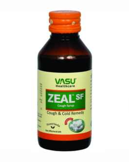 POWERVEDA ZEAL SF SIROP 100ML