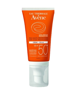 AVENE CREME ECRAN INVISIBLE 50+ 50ML