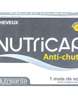 NUTRISANTE NUTRICAP ANTI CHUTE GELULES B/60