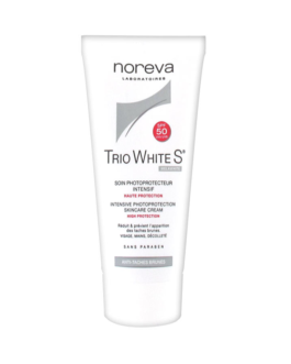NOREVA TRIO WHITE S SOIN PHOTOPROTECTEUR INTENSIF ...