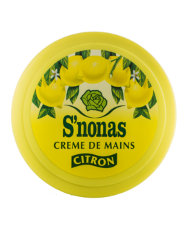 S'NONAS CREME DE MAINS CITRON 200ML